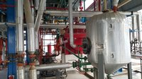 Continuous Physical Refining Plant
