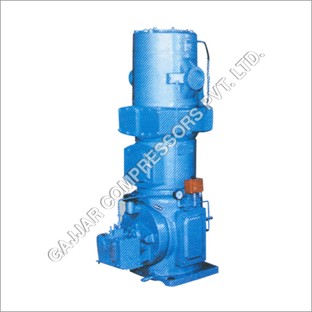 Water Cooled Lubricated Compressor