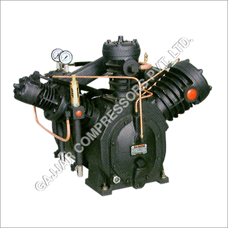 Multistage High Pressure Air Compressor