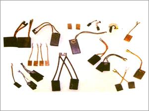 Metallic Carbon Slip Rings