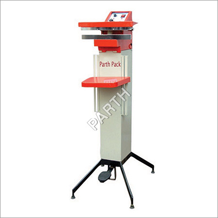 Pedal Hotbar Sealing Machine