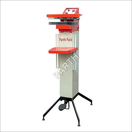 Pedal Impel Sealing Machine