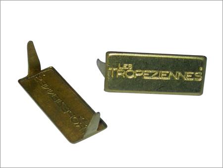 Steel Name Strips