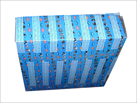 Multicolor Box