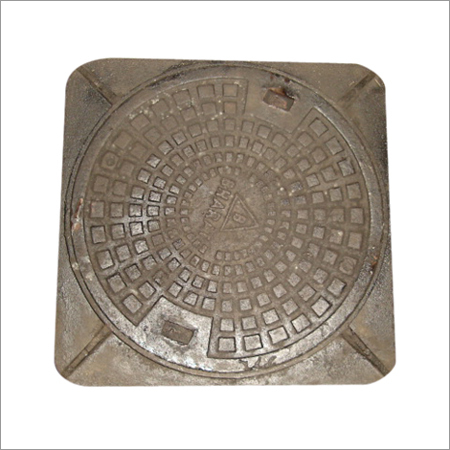 Cast Iron Cover