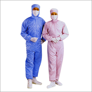 Antistatic & Antimicrobial Coveralls