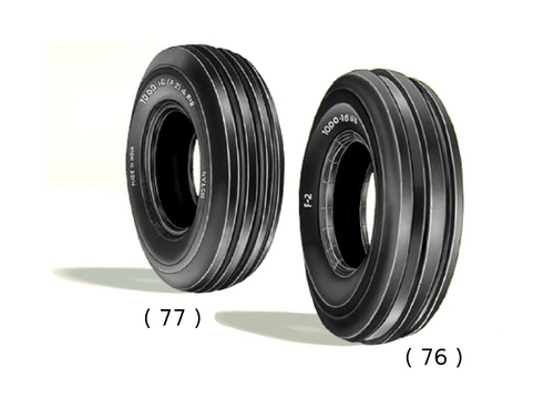 Agricultural Tractor Rubber Tyres