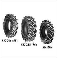 Rear Tyres