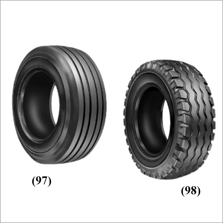 Agricultural Implement & Trailer Tyres