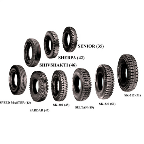 Light Vehicle Tyres