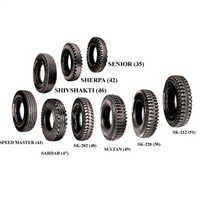 Light Vehicle Tyres