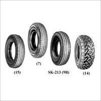 Three Wheeler Auto Tyres