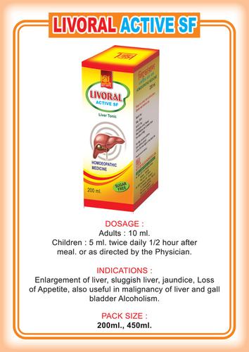 Livoral Liver Tonic