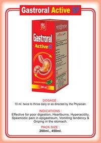 Gastroral Syrups