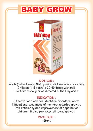 Baby Grow Tonic