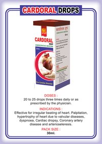 Cardoral Heart Drop