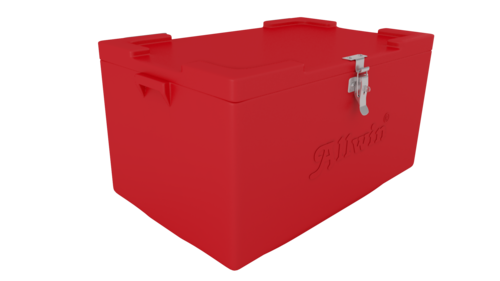 Roto Moulded Ice Cooler