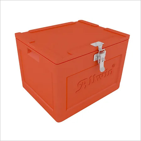 Insulated Shippers Container