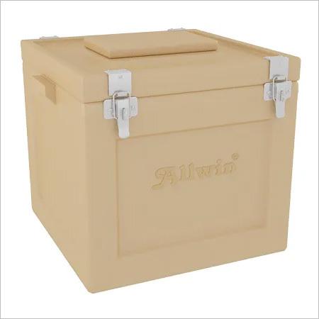 Portable Plastic Ice Box