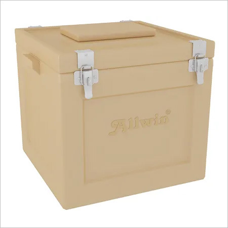 Portable Plastic Ice Box