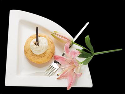Dessert Dish