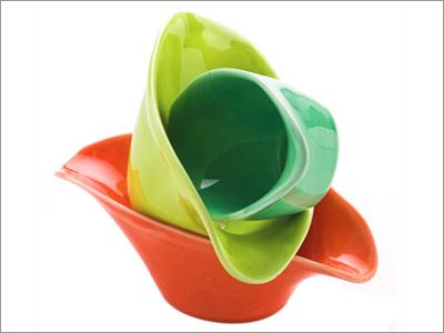 Plastic Sauce Dish