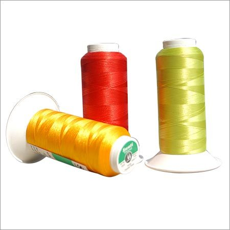 Spun Polyester Embroidery Thread