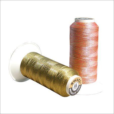 Metallic Embroidery Yarn