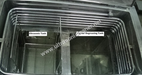 Multi Stage Vapour Degreaser