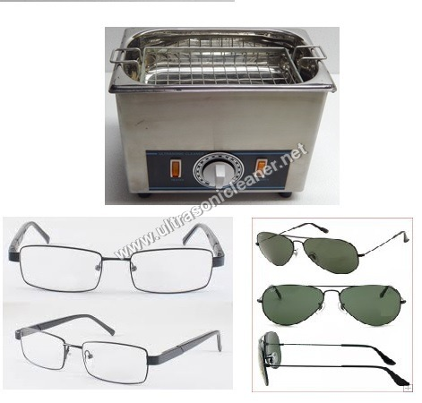 Ultrasonic Spectacle Frame Cleaner