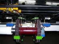 Double Chain Screen Printing Machine