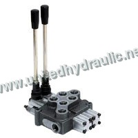Hydraulics Mobile Control Valve