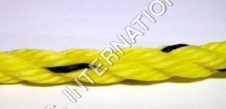 Yellow Polypropylene Ropes