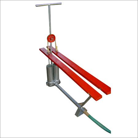 Steel Treadle Irrigation Pump