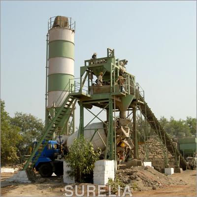 Ready Mix Concrete Mix Plant