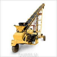 Industrial Mobile Concrete Placer
