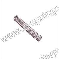 Concave Compression Spring