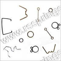 Wire Form Springs