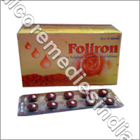 Foliron Tablets