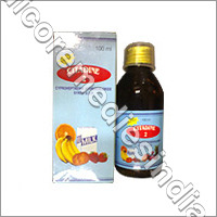 Citadine 2 Syrup (Cyproheptadine HCL 2 mg syrup)