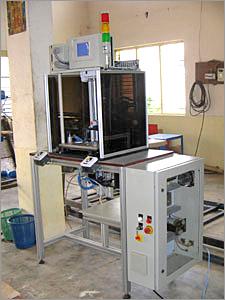 LCD Bracket Twisting Machine