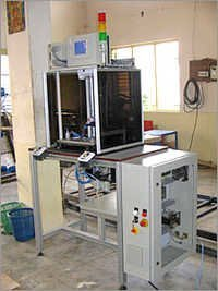 LCD Bracket Twisting Machine