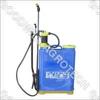 Knapsack Sprayer (Double Pressure)
