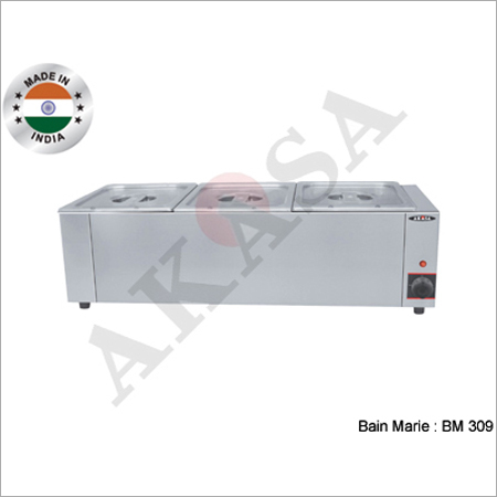 AKASA INDIAN Hot Bain Marie