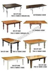 French Dinning Tables