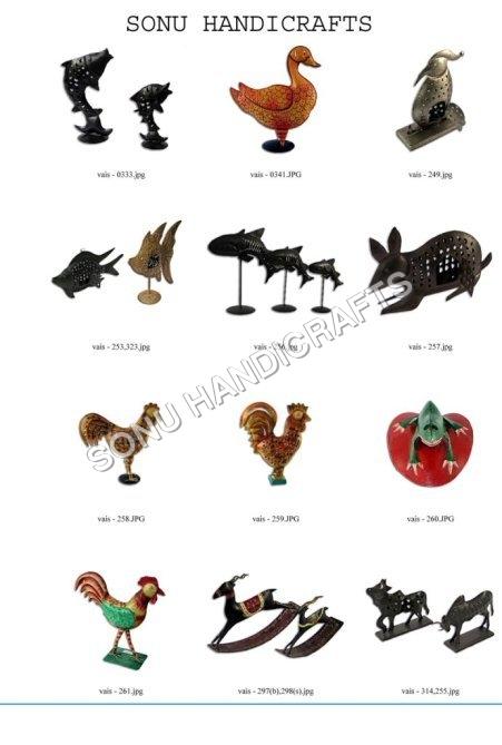 Iron Figures & Decorative Items