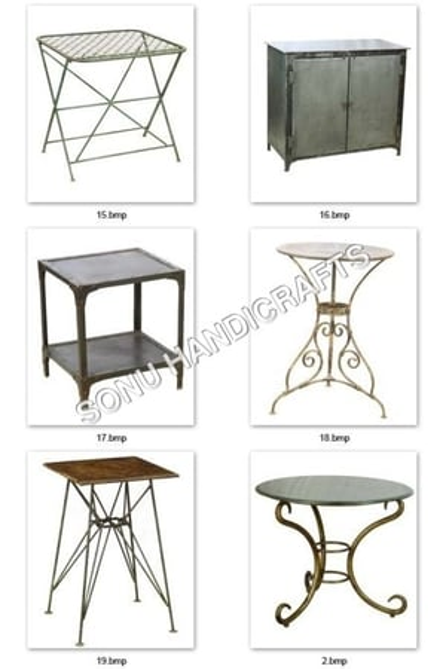 Iron Furnitures