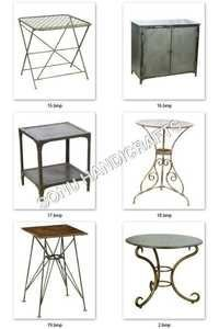 Iron Furnitures