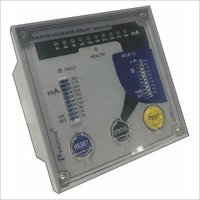 DC Earth Leakage Relays