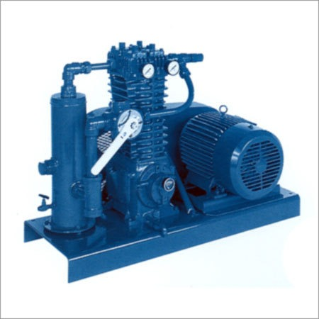 Gas Cooled Compressors